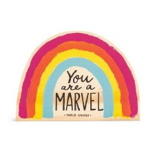 Plaque-You are a Marvel