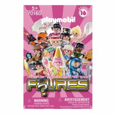 Playmobil Figure Girl Serie 16