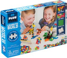 Plus Plus Basic 400 Piece - Plus Plus USA