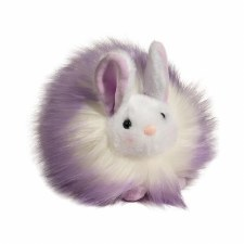 "Puff Bunny Purple 6"""