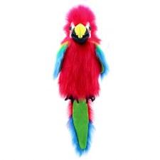 Puppet-Amazon Macaw