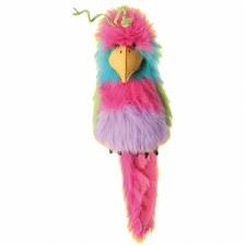 Puppet-Bird of Paradise