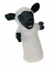 Puppet-Long Sleeve Sheep White