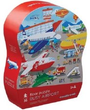 Puzzle-36 Piece Busy Airport