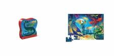 Puzzle-36 Piece Dragons