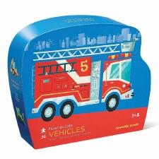 Puzzle-36 Piece Vehicle