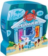 Puzzle-48 Day At Museum Aquari