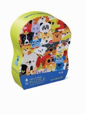 Puzzle-72 Piece Lots of Dogs
