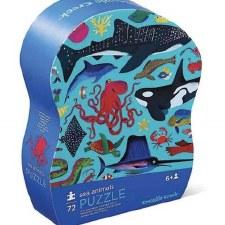Puzzle-72 Piece Sea Animals