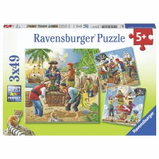 Puzzle-Adventure on Seas 3x49