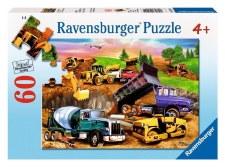 Puzzle-Construct Crowd 60 pc.