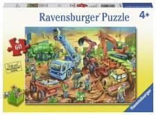 Puzzle-Construction Crew60 pc.