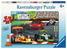 Puzzle-Day at the Races 60 pc.