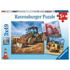 Puzzle-Diggers at Work 3x49