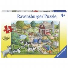 Puzzle-Home On Range 60 pc