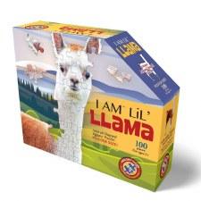 Puzzle-I Am L'il Llama