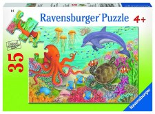 Puzzle-Ocean Friends 35 pc.