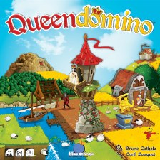 Queendomino Game - Blue Orange Games