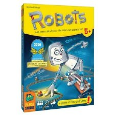 Robots Card Game