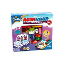 Rush Hour Jr Board Game - Think Fun!
