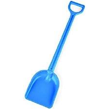 Sand Shovel Blue