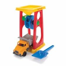 Sand & Water Wheel/Truck