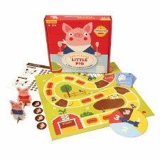 Say Please Little Pig Game