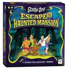 Scooby Doo:Escape Haunted Mans