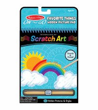 Scratch-Art Favorite Things