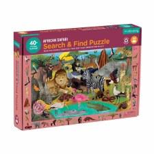 Search & Find Safari Puzzle