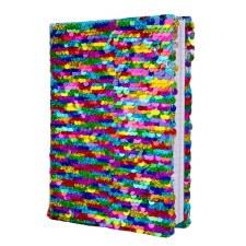 Sequin Journal-Rainbow