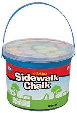 Sidewalk Chalk Jumbo