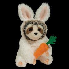 Sloth w/Bunny Outfit/Carrot