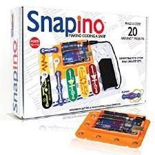 Snapino - Make Coding a Snap - Elenco Electronics