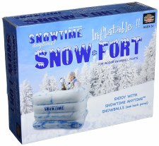Snowtime Snow Fort