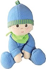 Snug-Up Doll-Blue