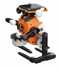 SolarBots: 8 -in-1 Robot Kit
