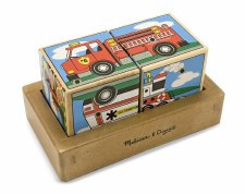 Vehicle Sound Blocks - Melissa & Doug