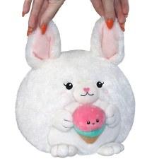 Squishable Mini Bunny with Ice Cream