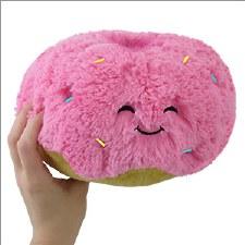 Squishable Mini Pink Donut