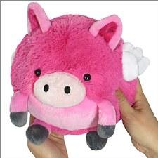Squishable Mini Flying Pig