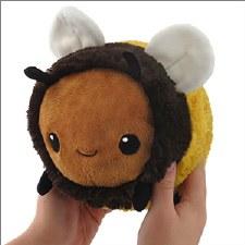 Squishable Mini Fuzzy Bumblebee