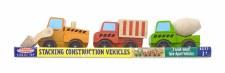 Stacking Construction Vehicles - Melissa & Doug