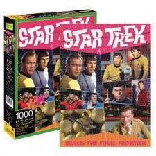 Star Trek Retro 1,000 Piece