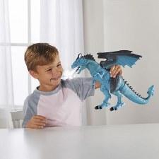 Steam Breathing Dragon