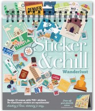 Sticker & Chill:Wanderlust