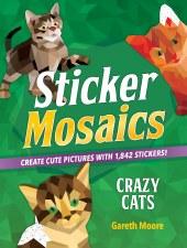 Sticker Mosaics: Cats