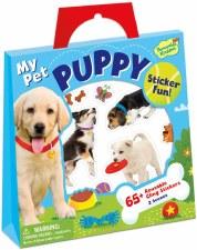 Sticker Tote-My Pet Puppy