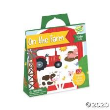Sticker Tote-On The Farm