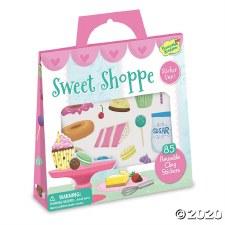 Sticker Tote-Sweet Shoppe
